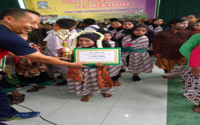 Lomba Dolanan Anak Kecamatan Prambanan