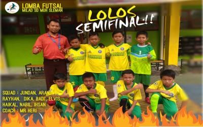 Semi Final Futsal