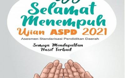 Pelaksanaan ASPD kelas 6