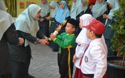 Juara Lomba Milad Muhammadiyah